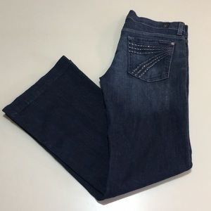 7 for all mankind dojo jeans 29